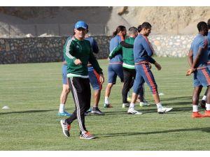 Alima Yeni Malatyaspor, Karşıyaka, Maçı Hazırlıklarını Sürdürüyor