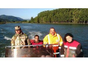 Çakmak Barajı'nda Su Ürünleri Denetimi