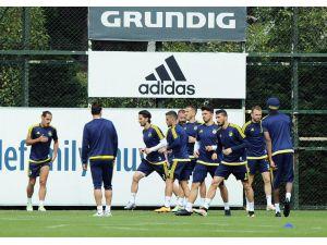 Fenerbahçe, Gaziantep maçının hazırlıklarını sürdürüyor