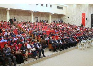 2'inci Uluslararası Ortadoğu Konferansları Üniversitede Düzenlendi