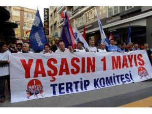Sendikalardan '1 Mayıs' Çağrısı