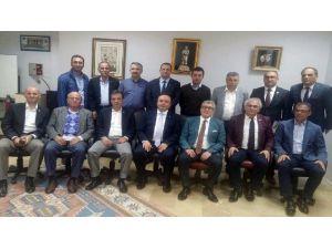 Bandırma Onyedi Eylül Üniversitesi'nde Ziraat Fakültesi Değerlendirme Toplantısı Yapıldı