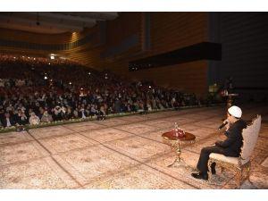 """Ankara Büyükşehir'den """"Kutlu Doğum"""" Programı"""