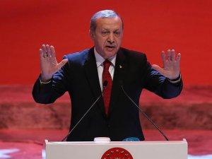 Erdoğan: Tarihimizi 1919'dan başlatan tarih anlayışını reddediyorum