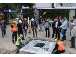 Nevşehir'de Çöpler Artık Yeraltına Depolanacak