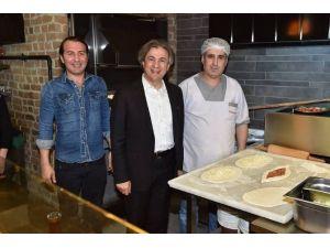 Başkan Demircan Karaköy Esnafını Ziyaret Etti