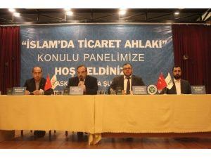 ASKON'dan 'İslam'da Ticaret Ahlakı' Paneli