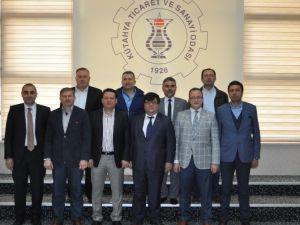Kutso İle Utso Ortak Komite Toplantısı Yaptı