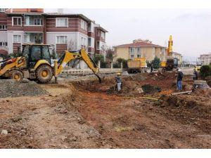 Kocaeli'de Tramvay İnşaatı İlerliyor