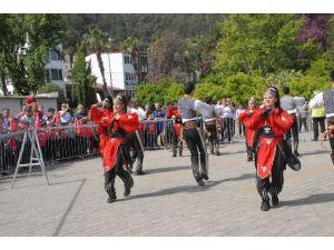 52. Cumhurbaşkanlığı Bisiklet Turu Fethiye - Marmaris Etabı Başladı