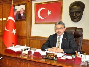 Başkan Alıcık'ın 1 Mayıs Kutlama Mesajı