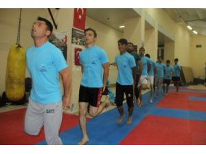 Eyyübiye Belediyesi Sporcu Yuvası Oldu