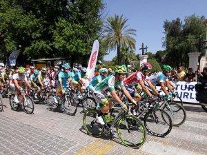 52. Cumhurbaşkanlığı Bisiklet Turu'nun Fethiye-Marmaris etabı başladı