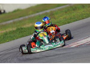 Karting ikinci yarışı, yarın Akyazı'da yapılacak