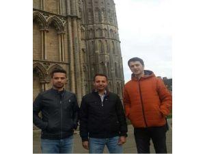 Hüsnü M. Özyeğin Anadolu Lisesi Avrupa'da