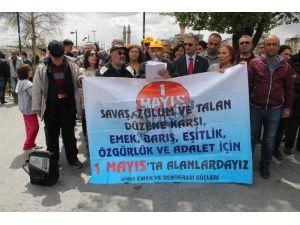 Sivas Demokrasi Platformu'ndan 1 Mayıs Çağrısı
