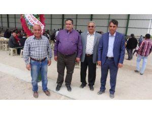 Aksaray'da Yonca Biçim Sezonu Açıldı