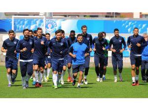 Kasımpaşa, Osmanlıspor maçının hazırlıklarını sürdürüyor