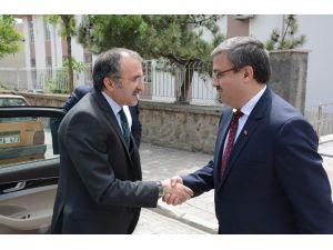 Maliye Bakan Yardımcısı Yavilioğlu Afyonkarahisar'da