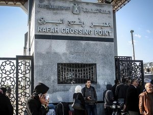 Mısır'ın Refah Sınır Kapısı'nı açması istendi