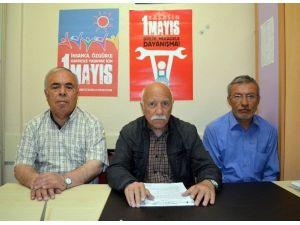Emekliler De 1 Mayıs'ta Alanlarda Olacak