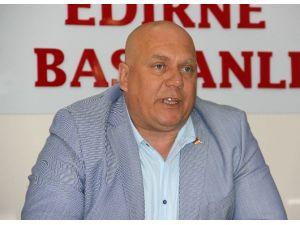 CHP Edirne Teşkilatından 'Laiklik' Çıkışı