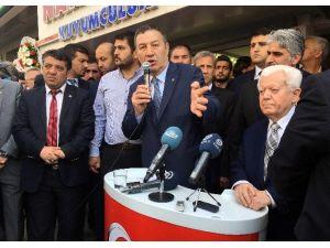 MHP İzmir İl Başkanı'ndan, Partiden Ayrılanlara Sert Tepki