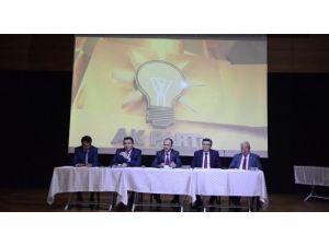 AK Parti İlçe Danışma Kurulu Toplantısı Yapıldı