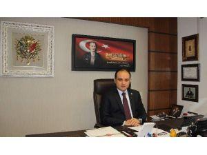 AK Partili Baybatur'dan 1 Mayıs Mesajı