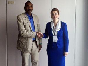 Türk İş Dünyası Senegal Cumhuriyeti Temsilciliğine, İşadamı Ousmane Drame Seçildi
