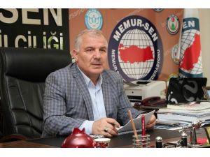 Memur-sen Bursa İl Temsilciliği 1 Mayısı Kahrmanmaraş'ta Kutluyor