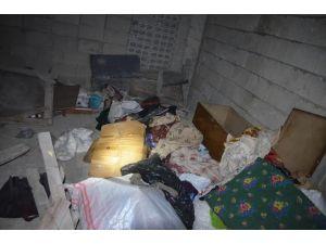 Terör örgütü PKK'ya ait çok sayıda mühimmat ele geçirildi