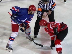 Buz Hokeyinde Şampiyon Zeytinburnu Belediye