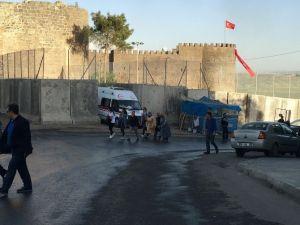Sur'da Güvenlik Noktasında Yeniden Ambulans Konuşlandırıldı