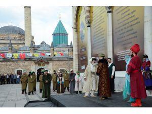 Mevlana'nın Konya'ya gelişinin yıldönümü 3-7 Mayıs tarihlerinde kutlanacak