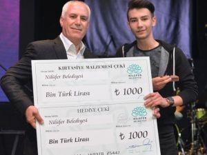 Liseliler Yarıştı Kazanan Müzik Oldu