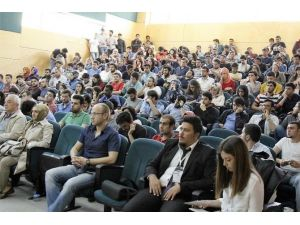 SAÜ'de 'İnşaat Mühendisliği Günleri'