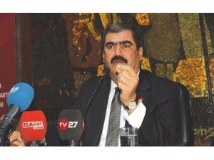 CHP İl Başkanı Hayri Sucu Terörü Lanetledi