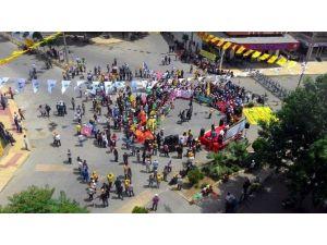 Adıyaman'da, 1 Mayıs Kutlaması