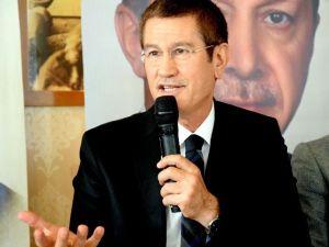 AK Parti Grup Başkanvekili Ve Giresun Milletvekili Nurettin Canikli: