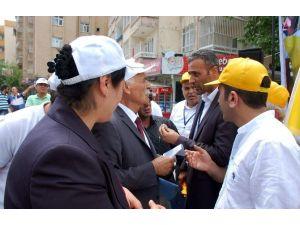 1 Mayıs Kutlamasında Eğitim-sen İle CHP Arasında Gerginlik