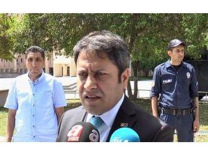 Bakan Yardımcısı Şahin, Olay Yerinde İnceleme Yaptı