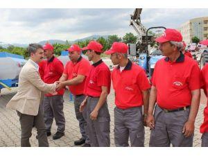 Başkan Şirin 1 Mayıs Emek Ve Dayanışma Günü'nü Kutladı