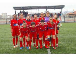 Malatyalı Bayanlar Play-off İlk Turunda Elendi