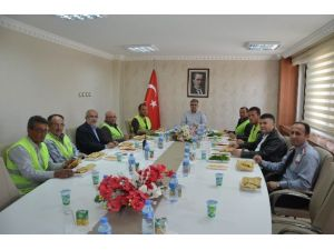 Ereğli'de İşçi Bayramı Kutlandı