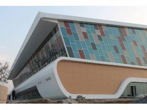 Malatya'nın 5 Bin Kişilik Yeni Spor Salonu Hazır