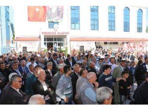 Kemerhisar Belediyesi Yeni Hizmet Binası Açılışı Yapıldı