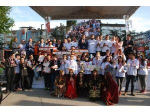 Tokat'ta 2. Ulusal Aşçılar Ve Pastacılar Şampiyonası