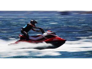 Bodrum'da Su Jetleriyle Kıyasıya Yarıştılar