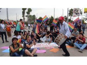 1 Mayıs İşçi Bayramı Mersin'de Coşkuyla Kutlandı